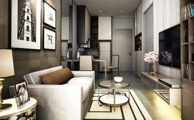 The-Capital-Ekamai-Thonglor-1-bedroom-for-sale
