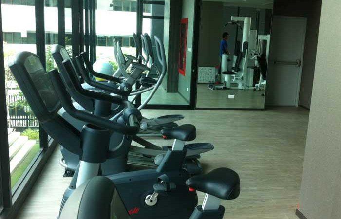 The-Capital-Ekamai-Thonglor-gym